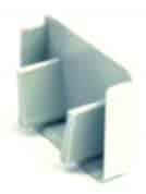 Endetildekning fordelingskinne 4P, MBEC4 E