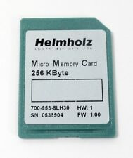 Micro Memory Card, 256 kByte, for 300 series»