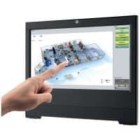 Touch IV-wg. GFVS IV Touch. Smart hus server. Ren hvit.