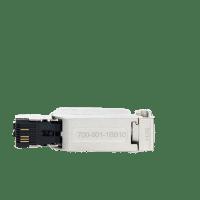 PROFINET connector, RJ45, EasyConnect®, 180°