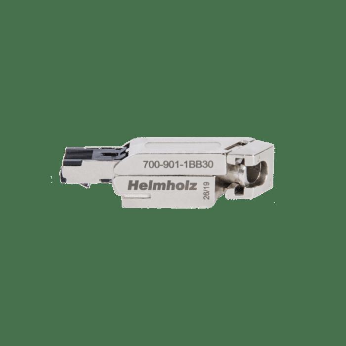 PROFINET connector, RJ45, EasyConnect®, 145°