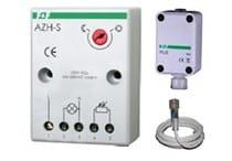 AZH-plus. Fotocelle, innvendig med ekstern føler