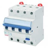 Jordfeilautomat, A, 10A, 4P, 300mA, C karakteristikk, GW94376