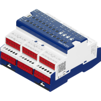 PCD1.G5000-A20 E-Line RIO: 16 DI, 8 DO(rele), 8 AI, 4AO