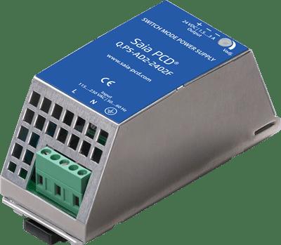 Q.PS-AD2-2402F Saia Power Input 115-230VAC, Output 24VDC/2,5A