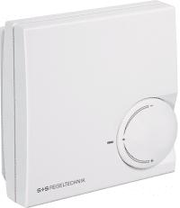 RTF PT1000 P Romtemperatur sensor PT1000 med justering.