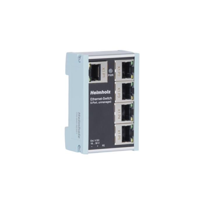 5 port unmanaged switch