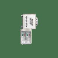 90° ProfiBus connector, IDC terminering