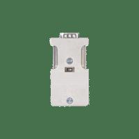 180° ProfiBus connector, skrutilkobling