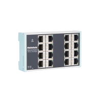 16-port, unmanaged switch