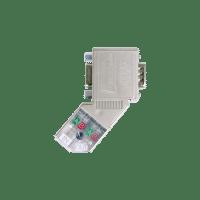 Vinklet ProfiBus connector, IDC terminering, stackable
