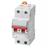 GW96542. Modulær bryter med lysindikator lampe 32A. 2P. 1 mod.